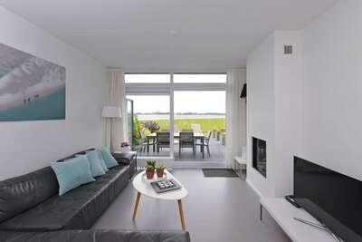 Maison de vacances moderne avec jetée privée à Kamperland
