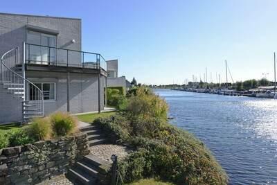 Villa indépendante à Kortgene au bord de la mer
