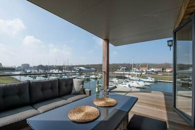 Maison de vacances de luxe à Kamperland avec jardin