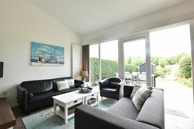 Maison de vacances moderne avec jardin située à Nieuwvliet