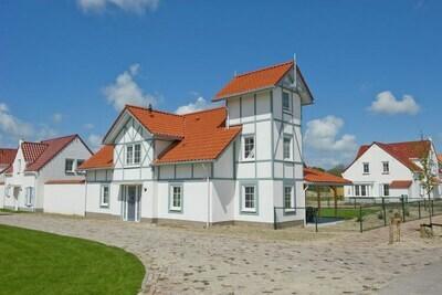 Grande villa indépendante adaptée aux enfants, plage à 400 m