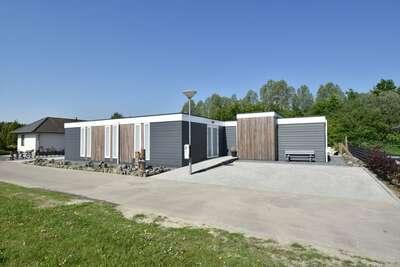 Maison de vacances moderne à Sint-Annaland avec jardin