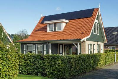 Charmante maison de vacances à Zonnemaire avec jardin