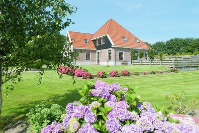 Maison de vacances moderne à Schagerbrug avec jaccuzi