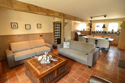 Agréable maison de vacances avec jardin privé à Haaren