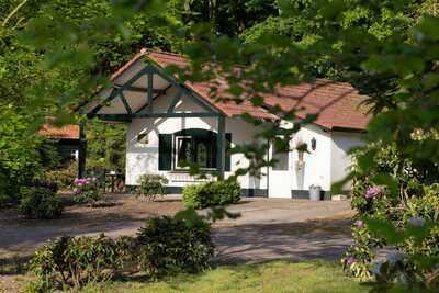 Joli bungalow avec terrasse aux Bedafse Bergen