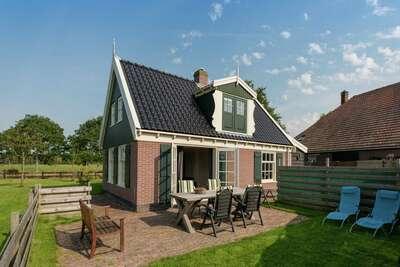 Maison de vacances de charme à Wieringen avec jardin