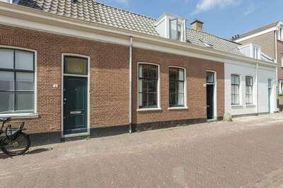 Pittoresque maison à Scheveningen près de la plage