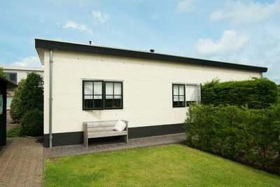 Jolie maison de vacances d'été à Egmond-Binnen avec jardin