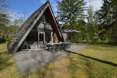 Maison de vacances moderne, Limbourg, au cœur d'une forêt