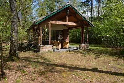 Jolie maison de vacances avec sauna infrarouge à Stramproy