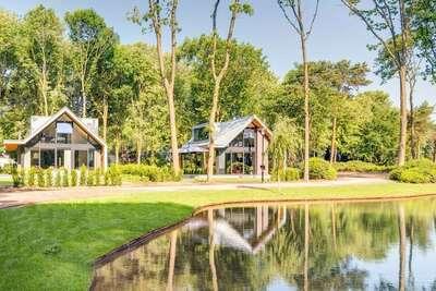 Villa moderne et luxueuse avec jacuzzi, près du Veluwe
