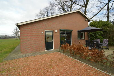 Charmante maison de vacances proche de la forêt à Aalten