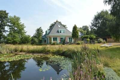 Maison de vacances paisible avec sauna à Eibergen