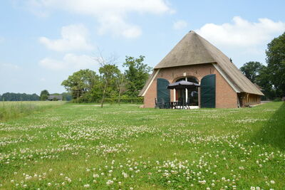 Superbe maison de vacances avec terrasse à Geesteren