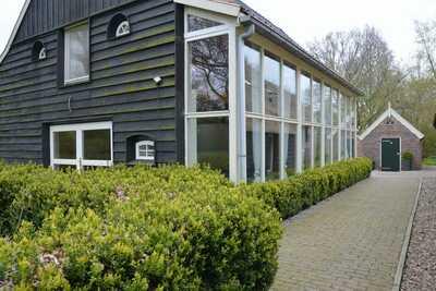 Maison de vacances rurale à Balkbrug avec piscine
