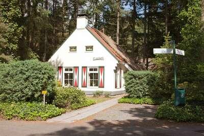 Villa romantique avec lave-vaisselle près d'un parc national