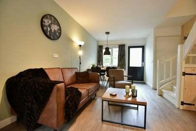 Maison de vacances de luxe à Hulshorst avec terrasse
