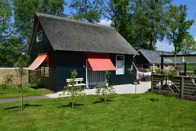 Magnifique maison de vacances à Giethoorn avec terrasse