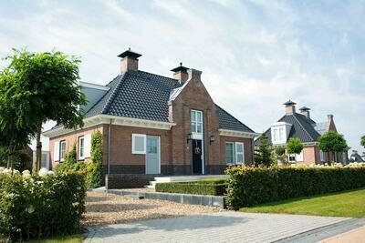 Villa luxueuse avec deux salles de bains à 2 km d'Appelscha