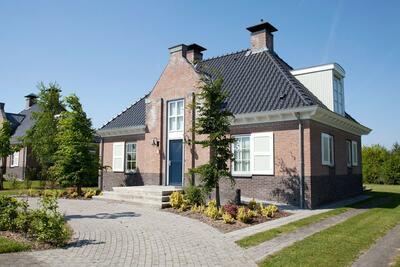 Villa de luxe avec 3 salles de bains à 2 km. d'Appelscha