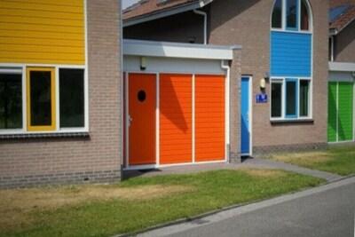 Studio confortable à Franeker avec terrasse orientée au sud