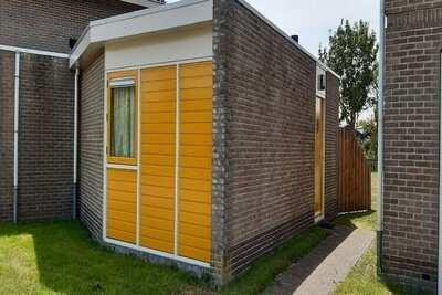 Logement confortable à Franeker avec terrasse orientée au sud