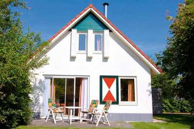 Maison cosy avec solarium près de la Drents-Friese Wold