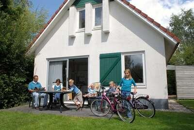 Maison de vacances, cheminée, proche Drents-Friese Wold