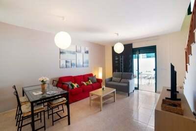 Maison de vacances confortable à Playa Blanca avec terrasse