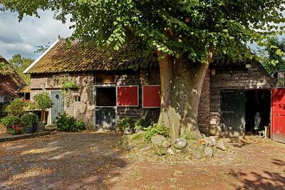 Charmante ferme à Eexterzandvoort avec jardin privé