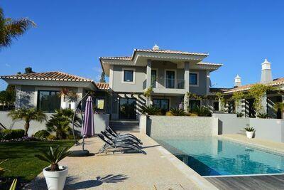 Villa de luxe avec piscine privée à Carvoeiro