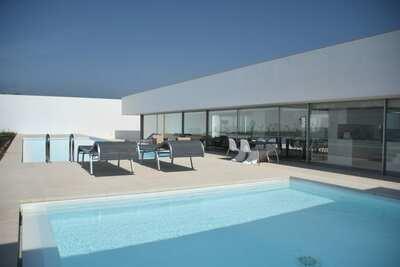 Villa moderne avec jardin et piscine à Óbidos, Lisbonne