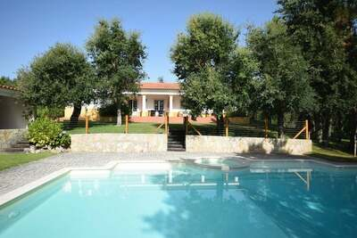 Luxueuse villa avec piscine à Caldas da Rainha, Lisbonne