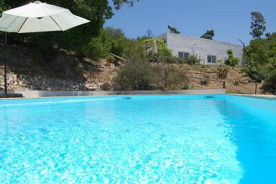 Belle villa, piscine et jardin privés à Alcobaça, Lisbonne