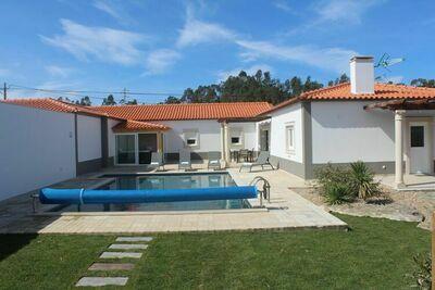 Villa avec terrasse et piscine à Salir de Matos, Lisbonne