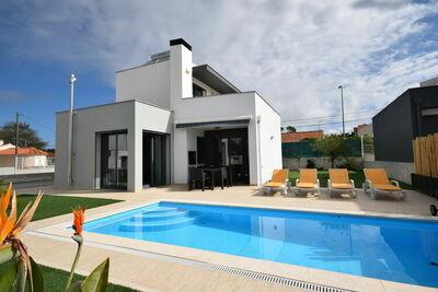 Somptueuse villa avec piscine privée à Foz do Arelho