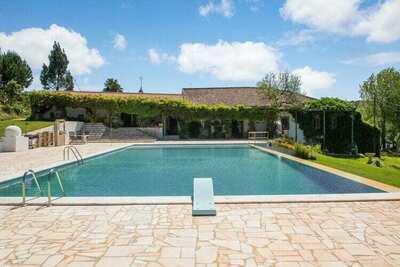 Ferme panoramique à Montemor-o-Novo avec piscine