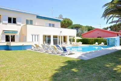 Villa spacieuse à Vilamoura avec barbecue