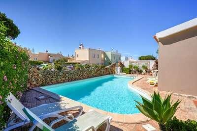 Belle maison de vacances à Vilamoura avec piscine privée