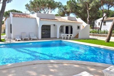 Villa cosy à Vilamoura avec piscine privée
