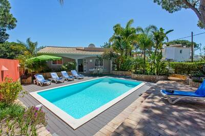 Villa de luxe à Vilamoura, Algarve, avec Barbecue