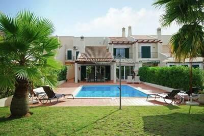 Maison de vacances de luxe à Vilamoura avec piscine privée