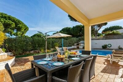 Villa élégante à Vilamoura (Quarteira) avec piscine privée