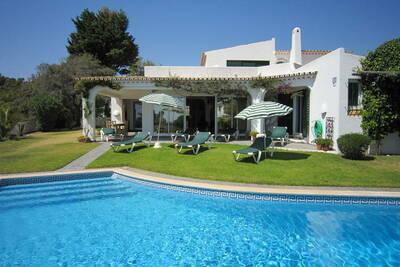 Superbe villa à Albufeira avec piscine privée