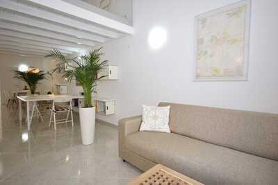 Maison de vacances confortable avec terrasse à Olhão