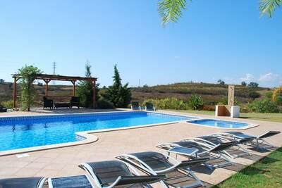 Villa de luxe près de Cacela Velha en Algarve avec barbecue