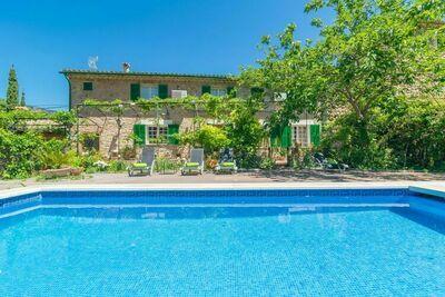 Demeure moderne avec piscine à Sóller