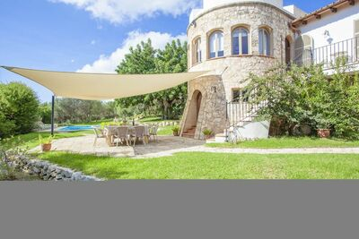 Superbe villa aux Baléares avec piscine