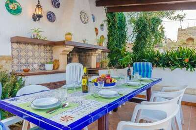 Fabuleuse villa à Colonia de Sant Pere avec piscine